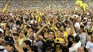 Арестованы фанаты, которые подожгли офис «Бейтара»