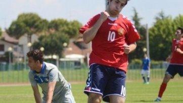 «Спартак» подпишет двух игрокоd молодежной сборной Армении
