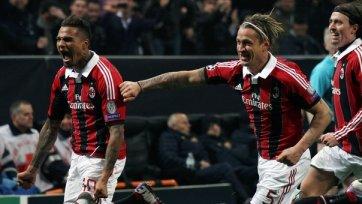 «Милан» прервал очередной рекорд «Барселоны»