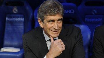 Пеллегрини летом должен возглавить «Манчестер Сити»
