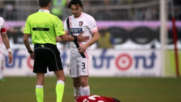«Палермо» и «Дженоа» голов друг другу не забили