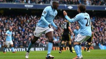 «Манчестер Сити» дома оказался сильнее «Челси»
