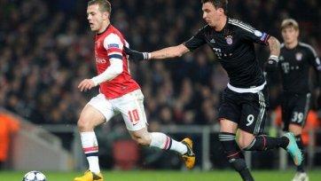 Роббен: «Арсеналу» не удастся долго удерживать Уилшера у себя