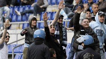 «Лацио» может провести матч против «Штутгарта»  без зрителей