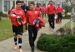 Пятеро футболистов заявлены за «Амкар»