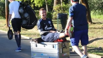 «Зенит» готовится к Лиги Европы без трех футболистов