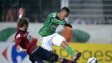 «Сент-Этьен» вышел в четвертьфинал Кубка Франции