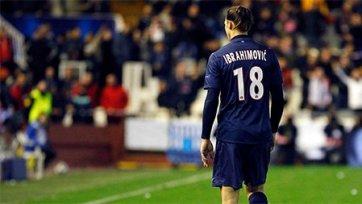 Ибрагимович пропустит два еврокубковых матча