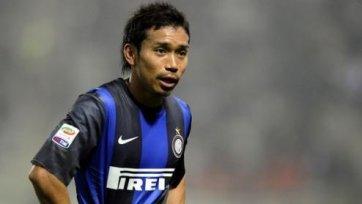 Нагатомо больше не сыграет за «Интер» в этом сезоне