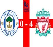 Уиган - Ливерпуль (0:4) (02.03.2013) Видео Обзор
