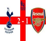 Тоттенхэм - Арсенал (2:1) (03.03.2013) Видео Обзор