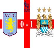 Астон Вилла - Манчестер Сити (0:1) (04.03.2013) Видео Обзор