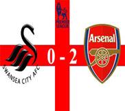Суонси - Арсенал (0:2) (16.03.2013) Видео Обзор