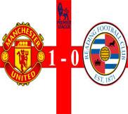 Манчестер Юнайтед - Рединг (1:0) (16.03.2013) Видео Обзор