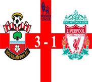 Саутгемптон - Ливерпуль (3:1) (16.03.2013) Видео Обзор