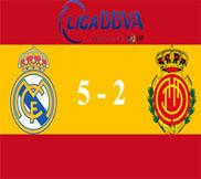 Реал Мадрид - Мальорка (5:2) (16.03.2013) Видео Обзор