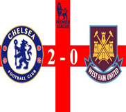 Челси - Вест Хэм (2:0) (17.03.2013) Видео Обзор