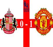 Сандерленд - Манчестер Юнайтед (0:1) (30.03.2013) Видео Обзор