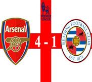 Арсенал - Рединг (4:1) (30.03.2013) Видео Обзор