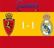 Сарагоса - Реал Мадрид (1:1) (30.03.2013) Видео Обзор