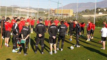 «Локомотив» продолжит подготовку в Москве