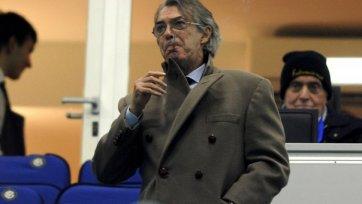 Массимо Моратти собирается продать «Интер»