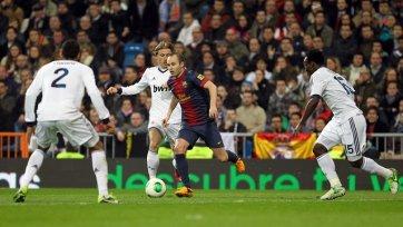 Анонс. «Реал Мадрид» - «Барселона» - «Эль-Классико» для резервистов