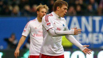 «Гамбург» на своем поле не сумел переиграть «Гройтер Фюрт»