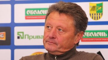 Мирон Маркевич: «Несмотря на победу, игрой остался недоволен»