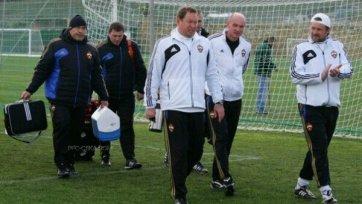Руководство ЦСКА побывает на матче чемпионата Испании