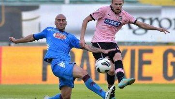 «Торино» и «Палермо» раскатали скучную ничью