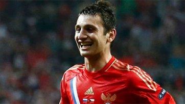 «Анжи»:  25 миллион евро за Дзагоева