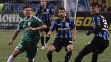 «Черноморец» наступает на пятки «Динамо»