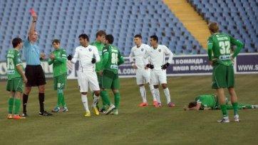 «Карпаты» стартовали с победы во втором круге чемпионата Украины