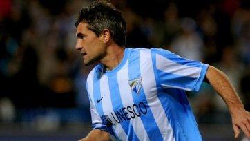 «Атлетико» интересуется хавбеком «Малаги»