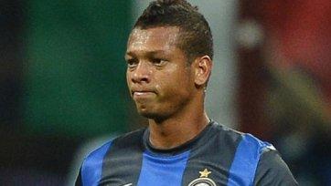 «Интер» в матче с «Тоттенхэмом» не сможет рассчитывать на Гуарина
