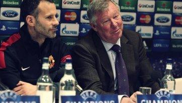 Фергюсон: Два именитых клуба, две великие истории – что может быть важнее?!