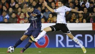 «Валенсия» не сможет рассчитывать на двух защитников