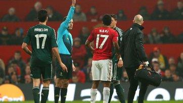 Роналду выбил «Манчестер Юнайтед» из Лиги чемпионов