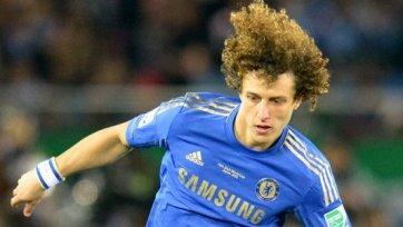 Давид Луис: «Наша цель – победа в Лиги Европы»