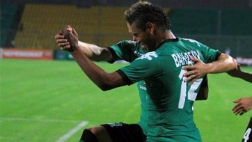 «Краснодар» одержал волевую победу над «Амкаром»
