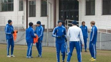 «Динамо» подходит к очередной игре без целого ряда игроков