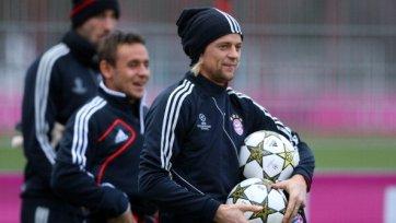 «Бавария» не собирается продлевать контракт с Тимощуком?