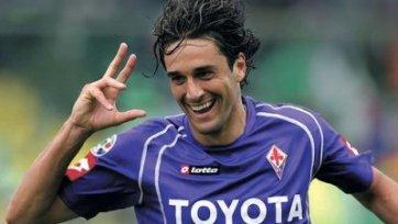 Тони останется в «Фиорентине» еще на один сезон