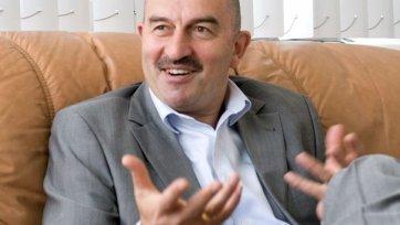 Станислав Черчесов: «Очки подсчитаем весной»