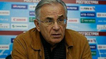 Гаджи Гаджиев: «Соперник был лучше, но мы тоже будем лучше - я в это верю»