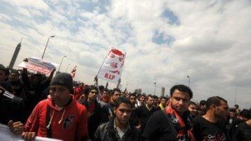 В Египте 21 фаната подвергнут смертной казни