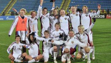 Женская сборная России вышла в финал международного турнира