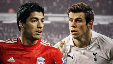 Анонс. «Ливерпуль» - «Тоттенхэм»: Суарес против Бэйла