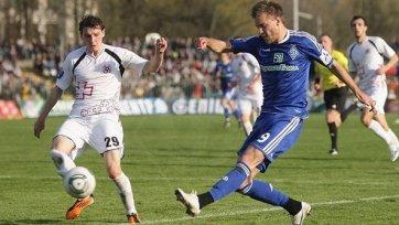 «Динамо К» одержал победу в Луцке